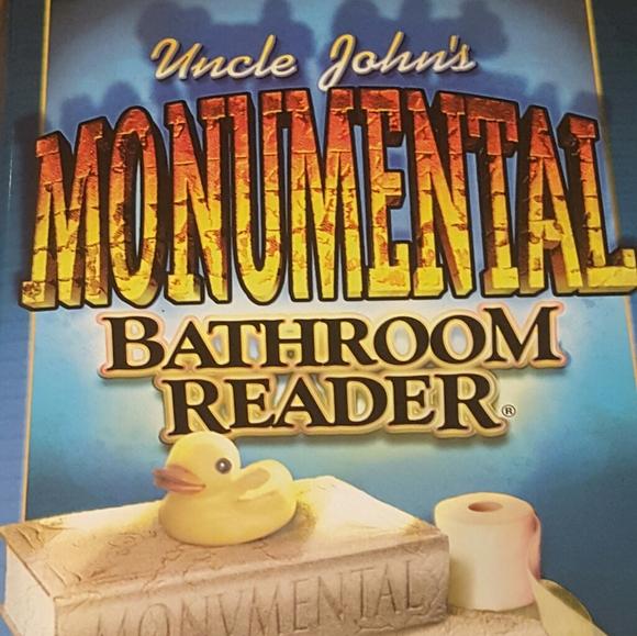 UNCLE JOHN'S MONUMENTAL BATHROOM READER 2007